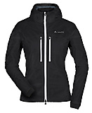 VauDe - Women Bormio Jacket, Polartec Alpha, black, Gr. 36