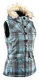 VauDe - Women Dira Vest, aquamarine, Gr. 36