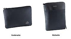 VauDe - Laptop-Schutzhülle Laslo, black, Gr. S/M