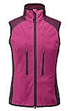 VauDe - Women Larice Softshell Vest, azalee, Gr. 38