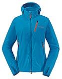 VauDe - Women Sardona Softshell Jacket, teal blue, Gr. 40