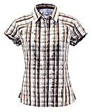 VauDe - Trekkingbluse Women Klamath Shirt, wood, Gr. 34