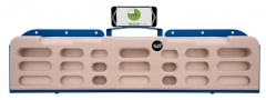 Vertical-Life - Holz Trainingsboard Zlagboard Pro 2.0 inkl. Trainingsapp