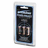 Zweibrüder - Batterie Hochleistungsknopfzellen LR01, 3 Stück