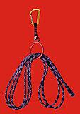 Beal - Seilhalter Ringo Seilhaken (2 Stück), rot/schwarz