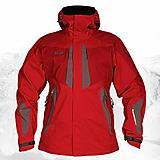 Bergans - Filefjell Jacket, red/burgundy/cafe, Gr. S