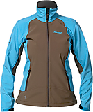 Bergans - Lyngen Lady Jacket, chocolate/azure, Gr. XS