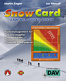 DAV - SnowCard Lawinenrisiko-Check