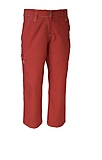 Chillaz - Fancy 3/4 Pant, dark red, Gr. 36
