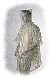 Coghlans - Festival- und Notfall-Poncho, transparent