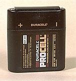 Duracell - Batterie Flach 4,5V Alkaline Procell (3LR12)