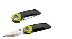 Edelrid - Rope Tooth Einhandmesser