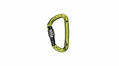 Edelrid - Karabiner Pure Screw, oasis