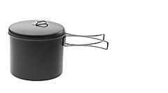 Edelrid - Topf Ardor Solo Non-Stick, schwarz
