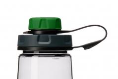 humangear - Flaschendeckel capCap, Halsdurchmesser 5,3 cm, forest green