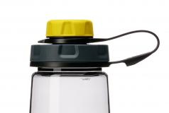 humangear - Flaschendeckel capCap, Halsdurchmesser 5,3 cm, gelb