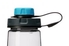 humangear - Flaschendeckel capCap, Halsdurchmesser 5,3 cm, hellblau