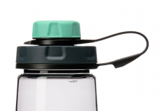humangear - Flaschendeckel capCap, Halsdurchmesser 5,3 cm, mint grün