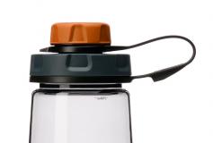 humangear - Flaschendeckel capCap, Halsdurchmesser 5,3 cm, orange