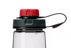 humangear - Flaschendeckel capCap, Halsdurchmesser 5,3 cm, rot