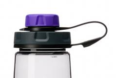 humangear - Flaschendeckel capCap, Halsdurchmesser 5,3 cm, violett
