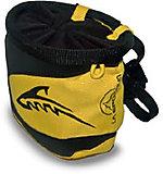 La Sportiva - Chalk Bag Shark, yellow/black