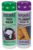 Nikwax - Tech Wash + TX Direct Wash In, 2 x 300ml