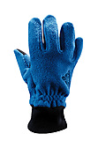 Vaude - Kids Karibu Gloves, blue, Gr. 5