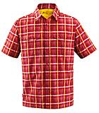 VauDe - Trekkinghemd Men Jotun Shirt, red, Gr. S