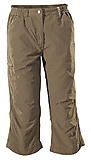 VauDe - Women Farley Capri Pants III, lightbrown, Gr. 36